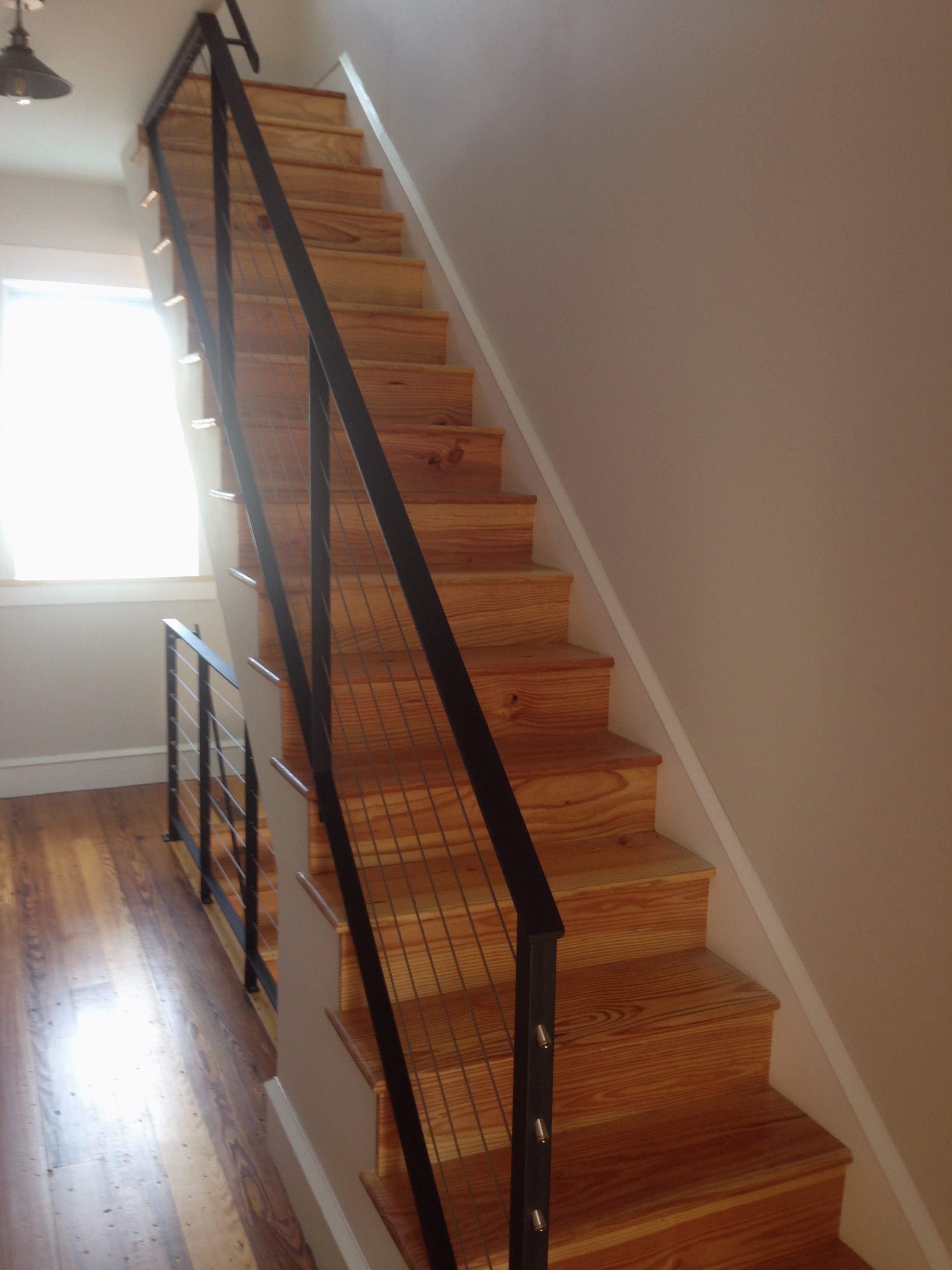 CABLE RAILING - private residence, Philadelphia PA