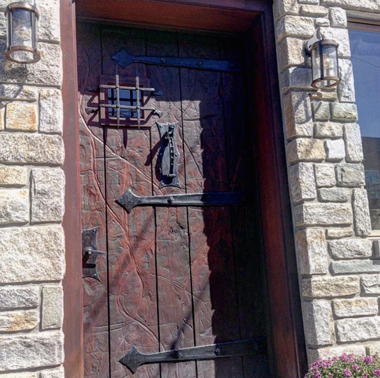 FORGED DOOR HARDWARE - 128 McKean St. Philadelphia PA