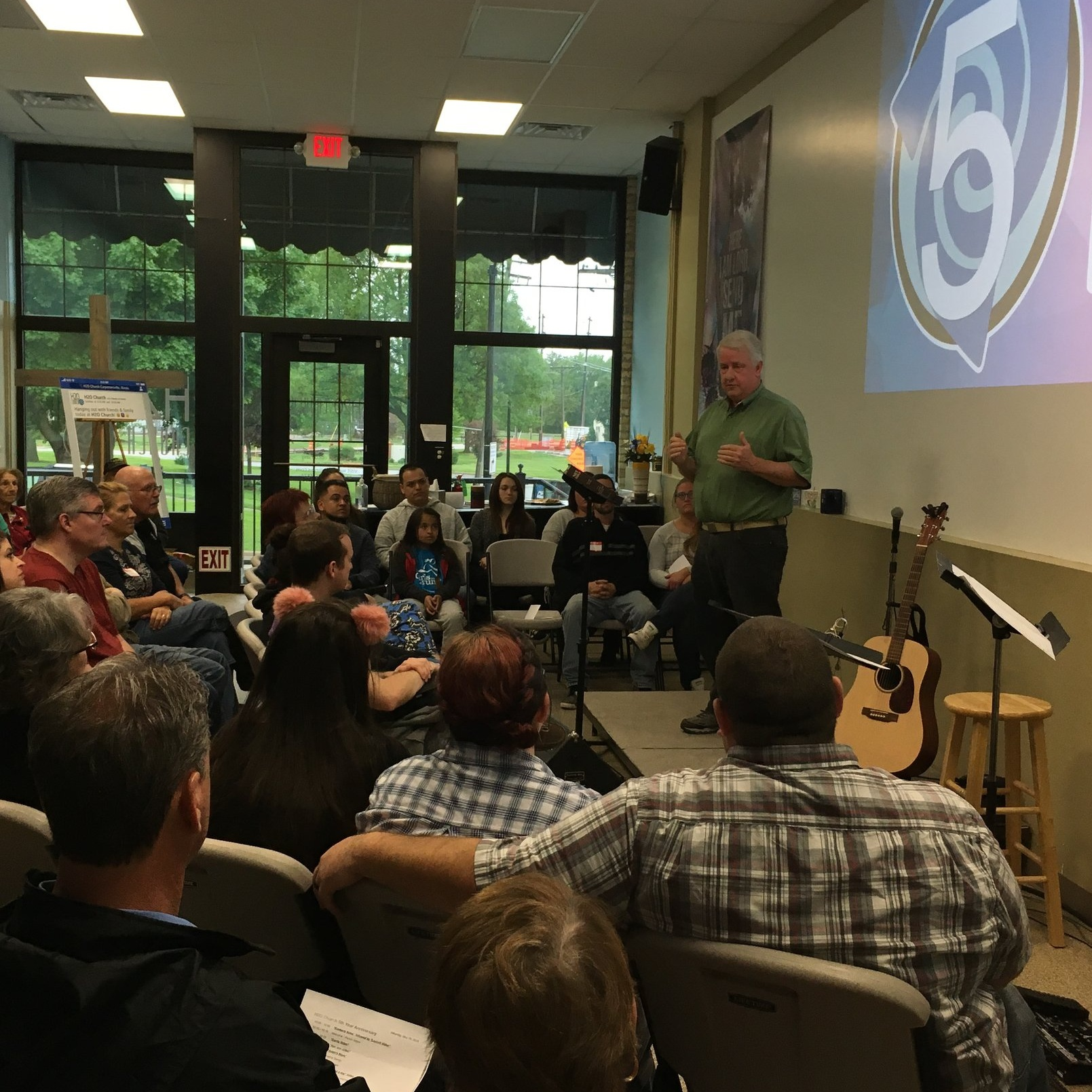 New To H2O Church? -