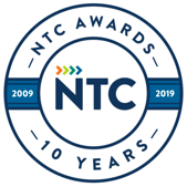 Winner Tech Startup of the Year and Innovator of the Year - 2019 Nashville Technology Council Awards