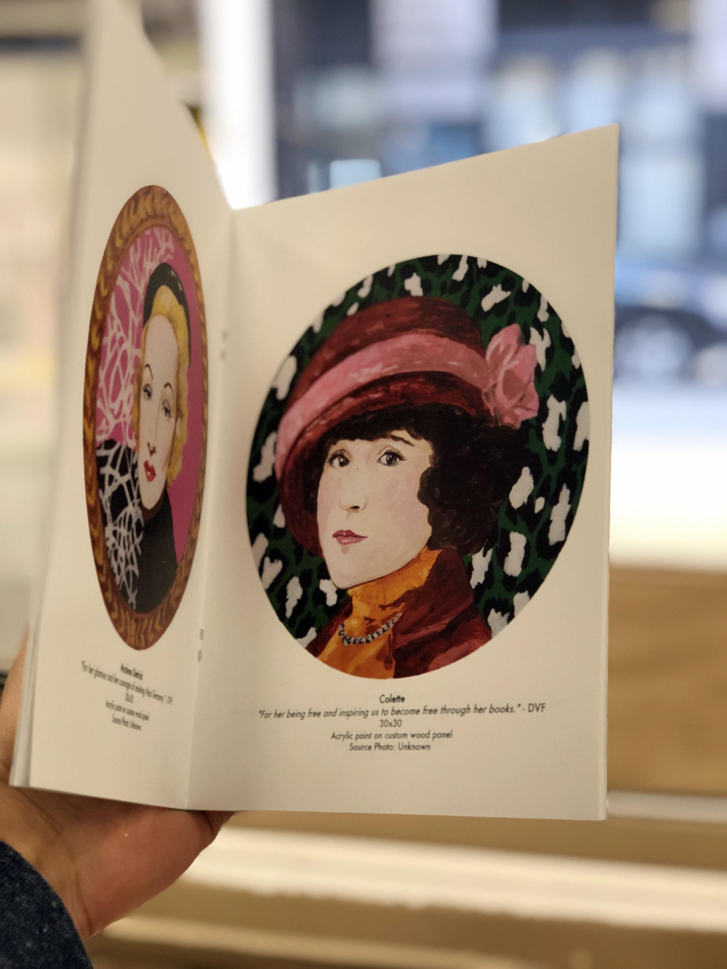 Unique Print NY - Digital Printing - Booklets for Diane von Furstenberg Gallery.jpg