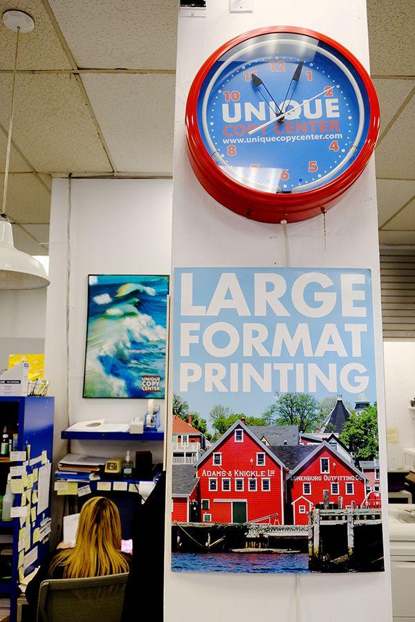 Unique Copy Center
