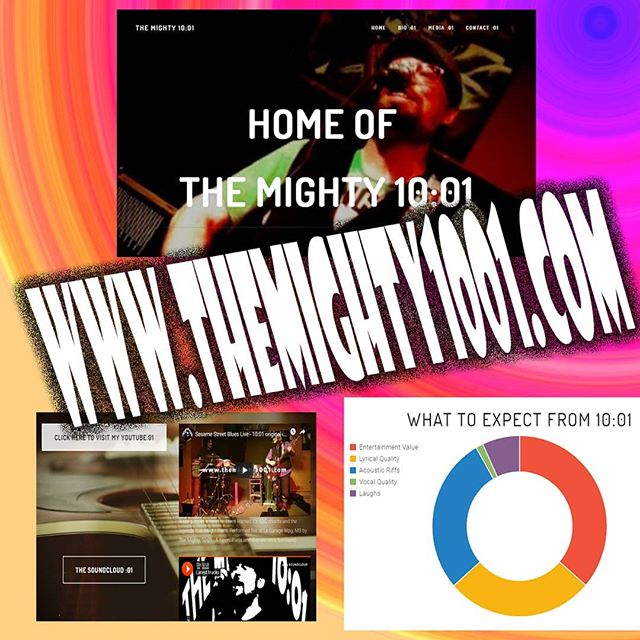 www.themighty1001.com check out my new website and online home.  A developing beast, check for updates on Instajams, 10:01 shows, and all things :01 related.  #website #websitelaunch #manitobamusic #winnipeg #manitoba #canada #music #songwriter #entertainer #online #themighty1001