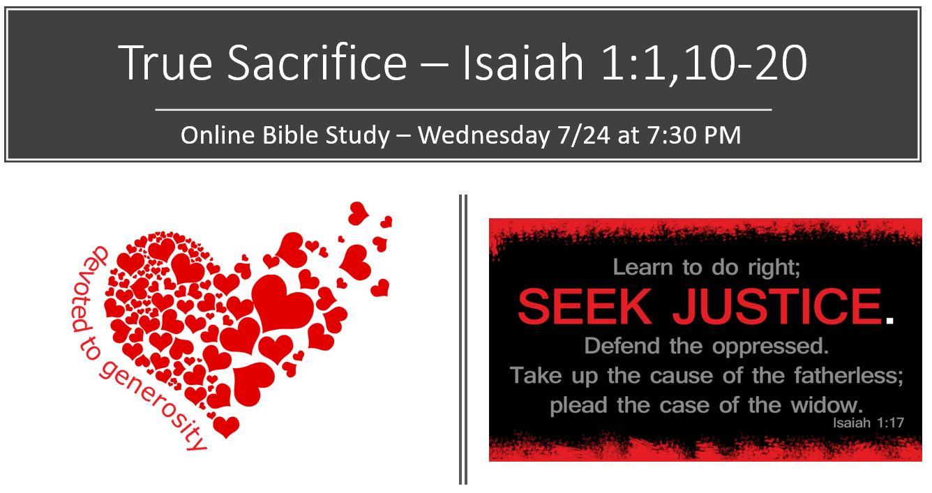 Isaiah 1.17 Bible Study.JPG