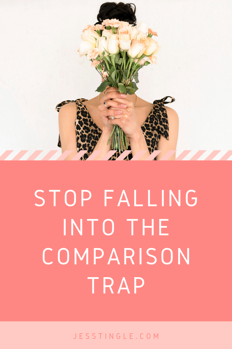 Stop Falling Into The Comparison Trap