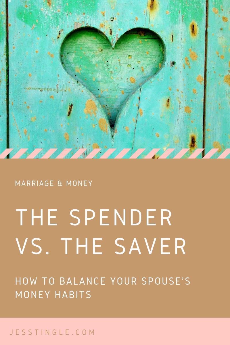 The Spender vs. The Saver