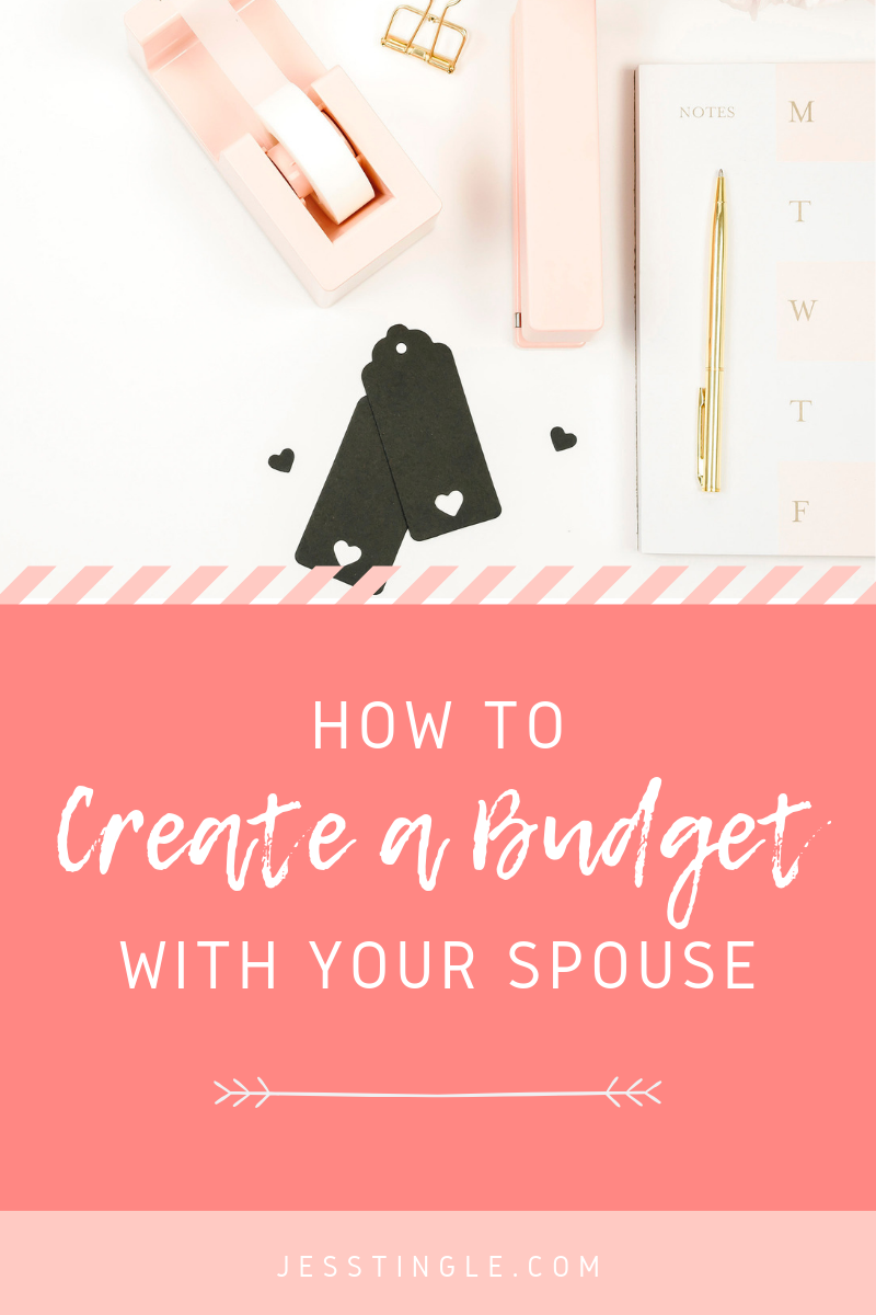 How to Create a Budget With Your Spouse