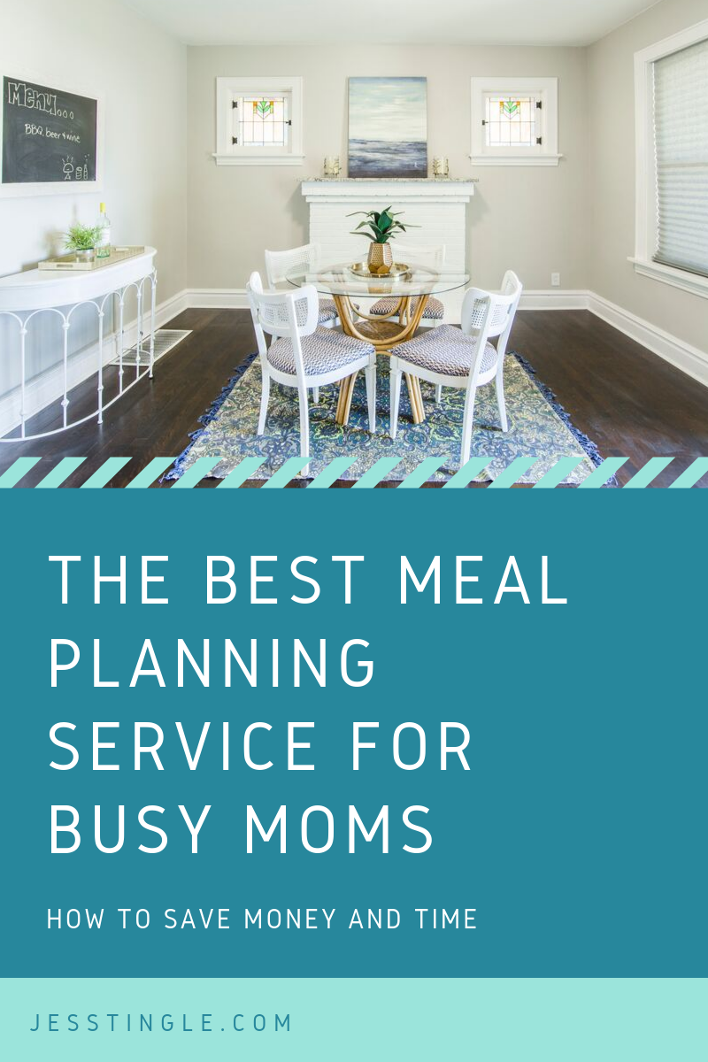 Meal Planning Service For Busy Moms