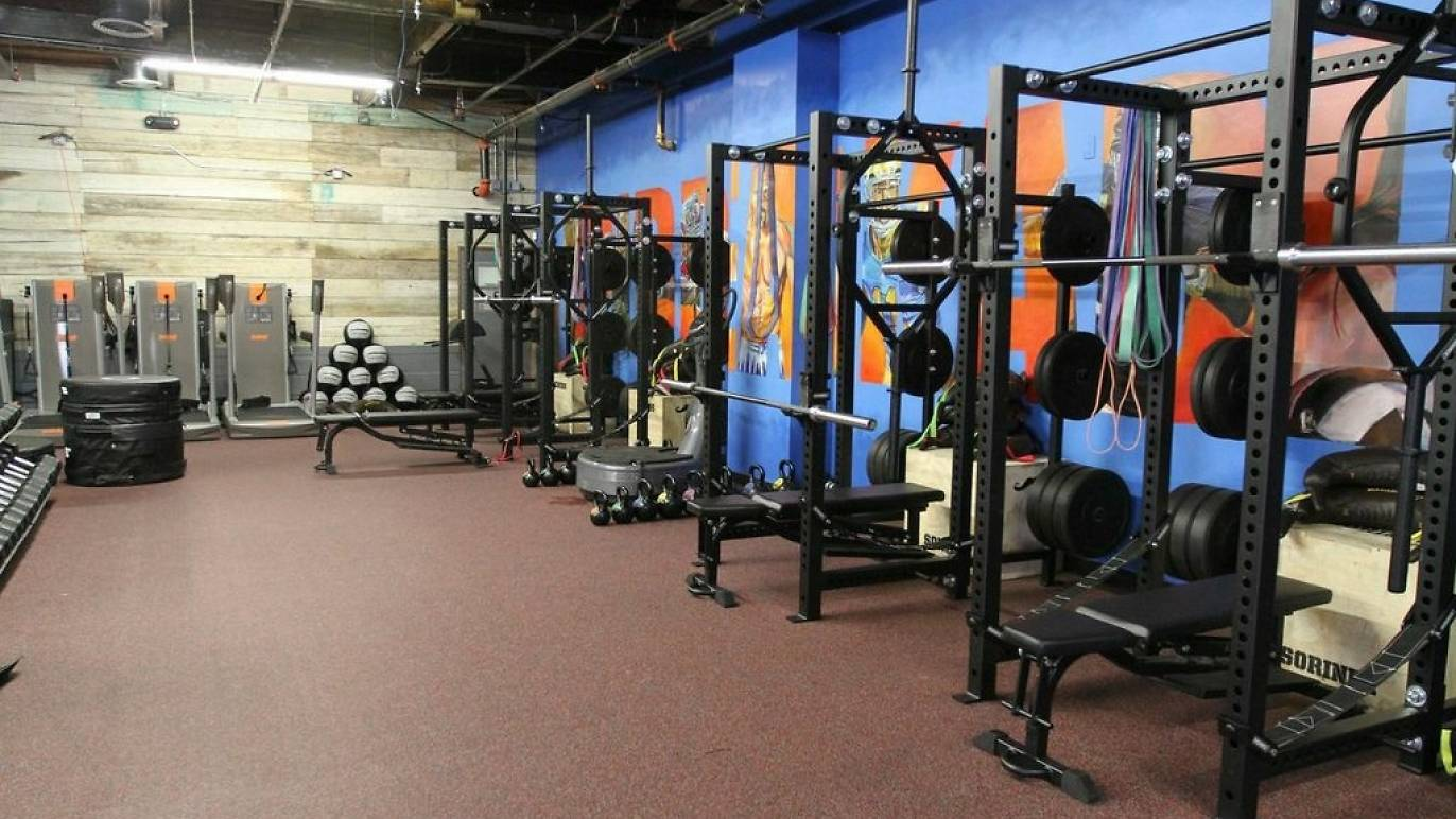 Photograph: Courtesy Unbreakable Performance Center.