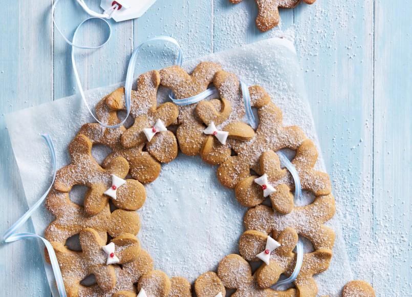 Gingerbread Wreath -