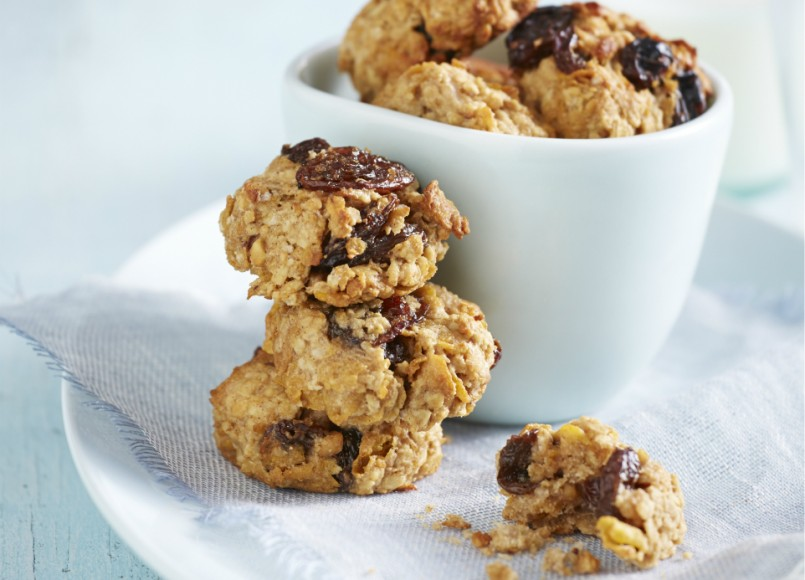 Peanut Butter Granola Bites -