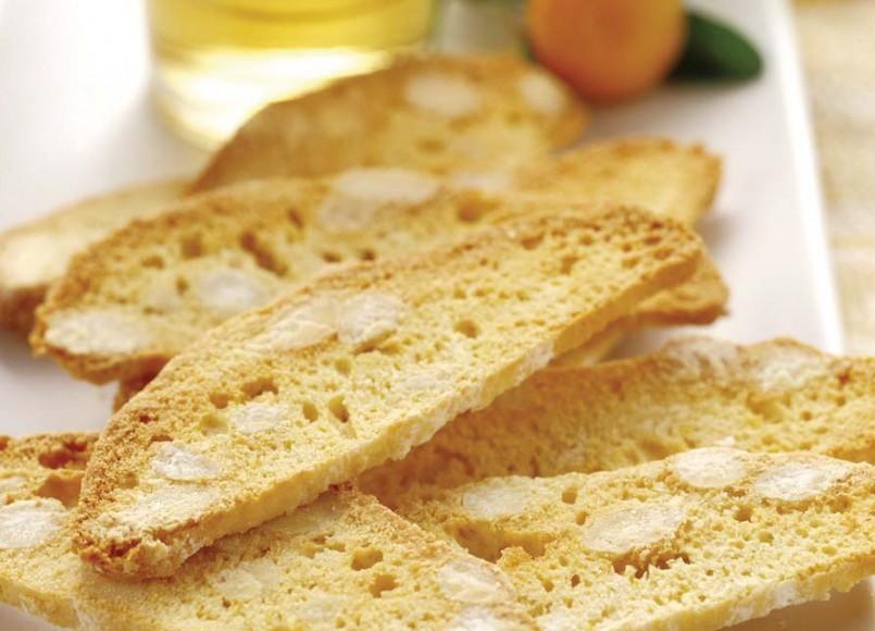 Almond Biscotti -