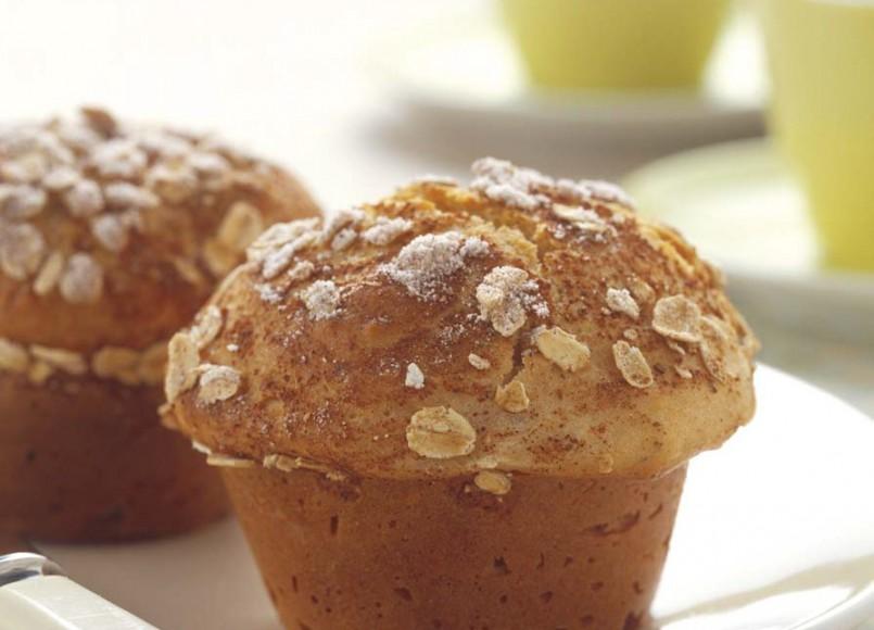 Apple Cinnamon Muffins -