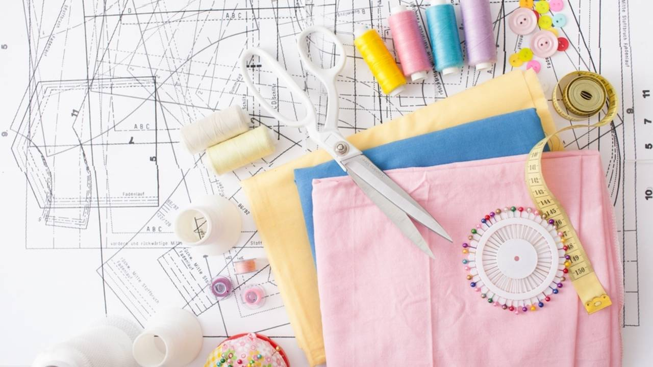 LESSON 01: INTRO TO SEWING PATTERNS