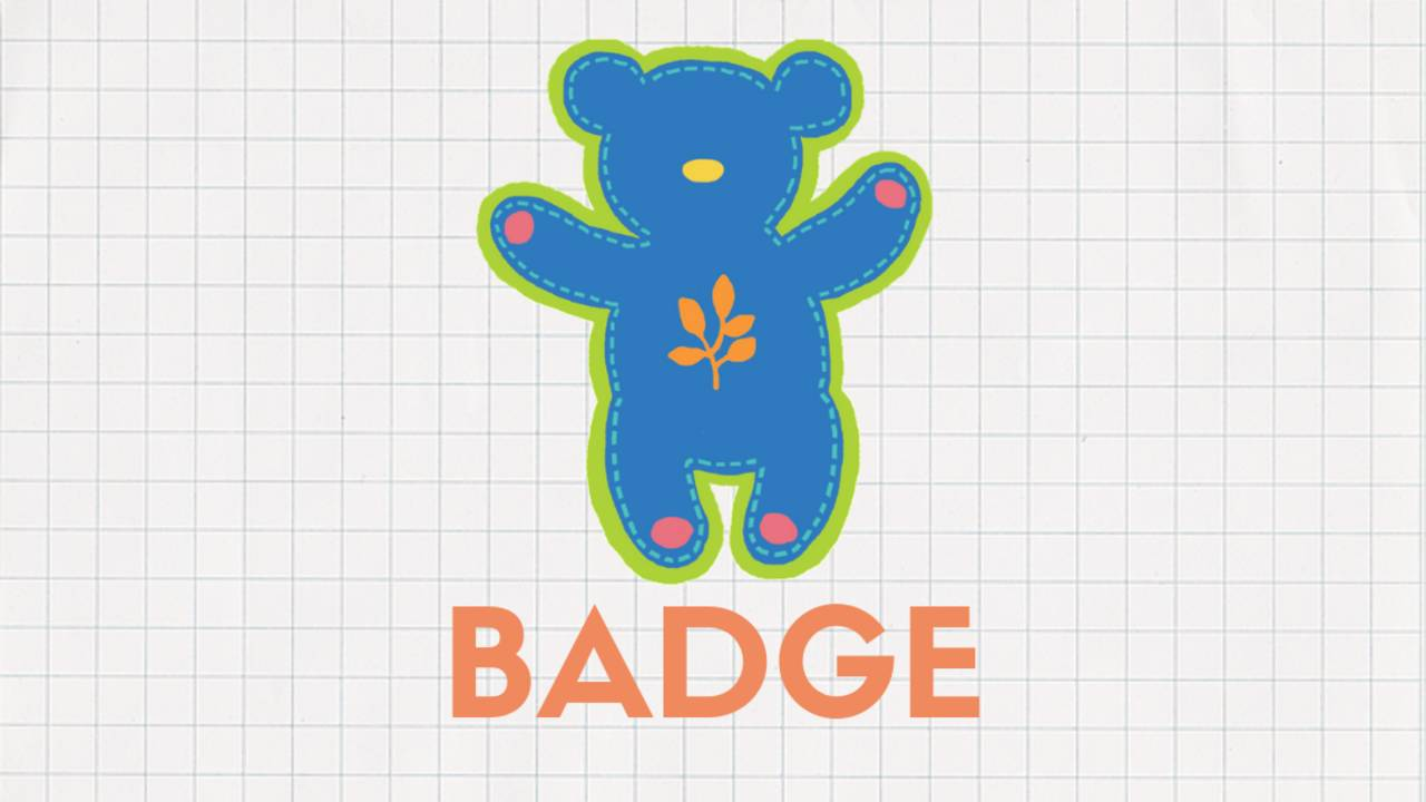 PATTERN BADGE APPLICATION