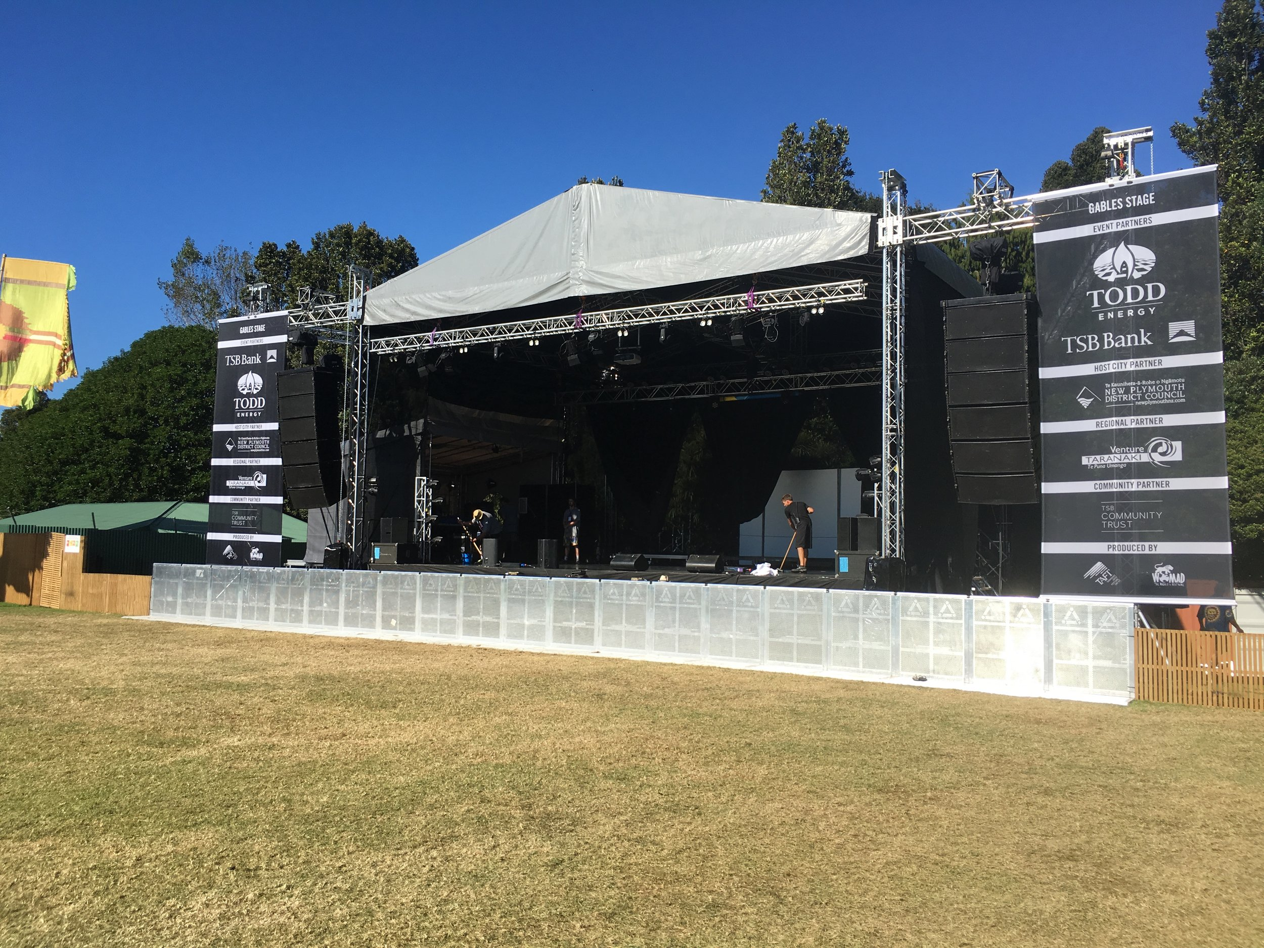 Event Structures Metro Productions