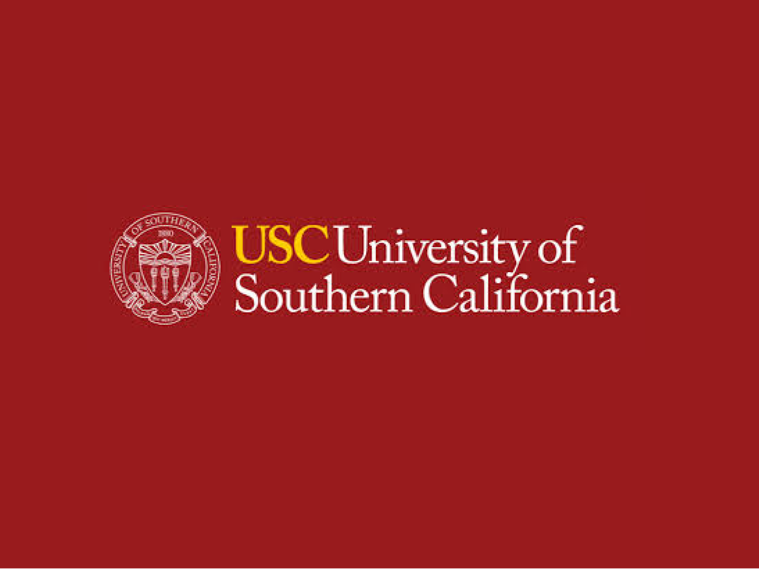 - School's policy: USC does not offer need-base aid.