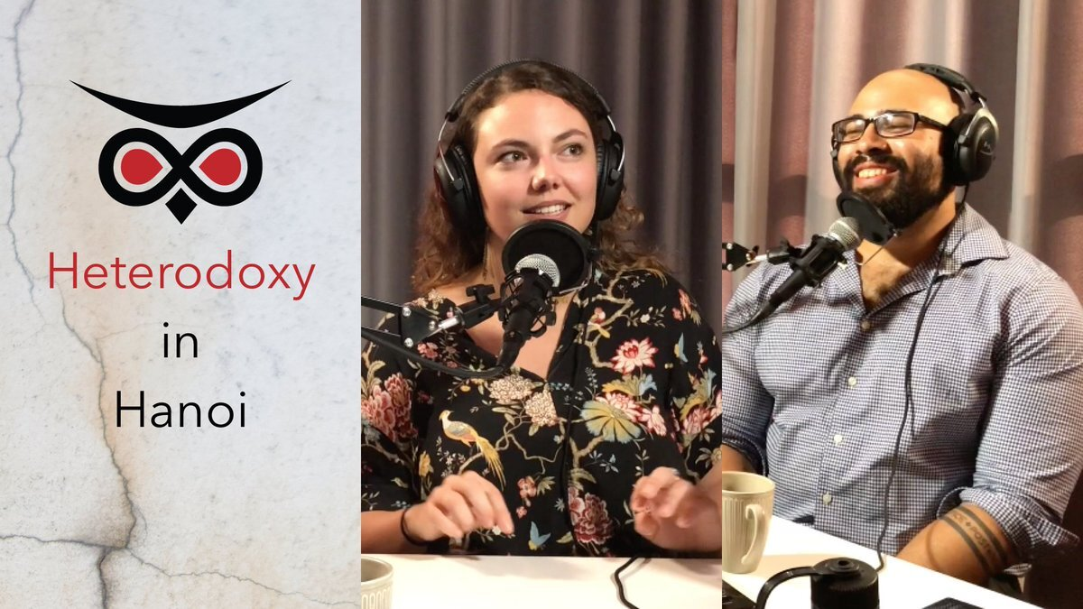 Exit Podcast with Justin & Ariane (2018)