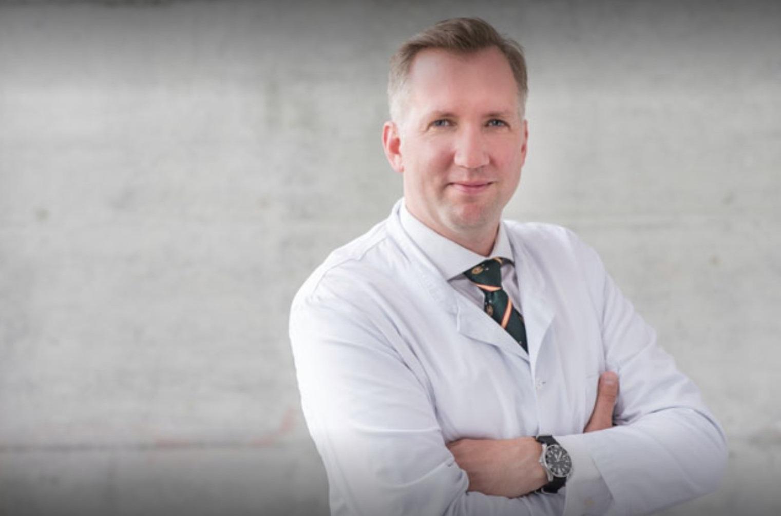 Unser Experte  Dr. med. Andreas Krüger  über die einzigartigen Gesundheitseffekte von hoch-intensivem Krafttraining.