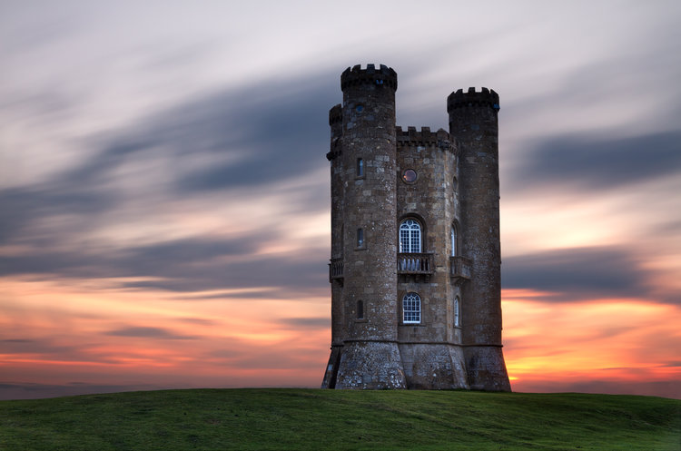 Visit historic Broadway Tower -