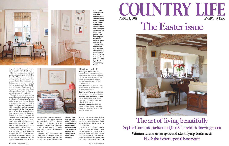 Country Life (UK), April 2015