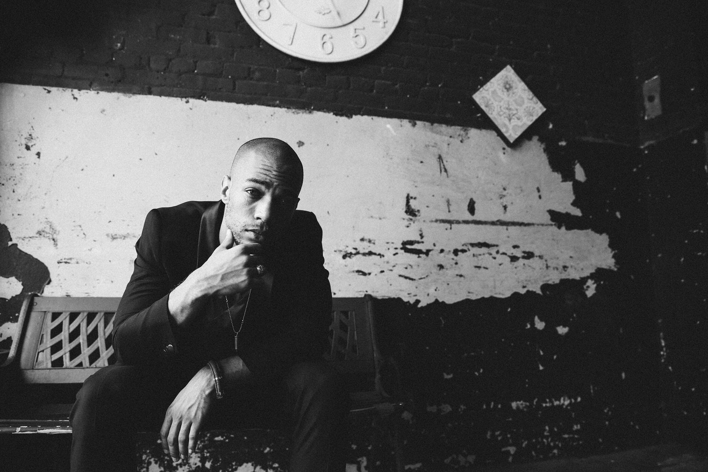 Kendrick Sampson :  Photo by Solmaz Saberi