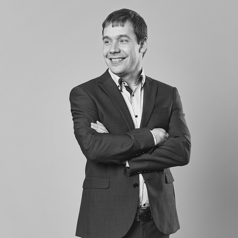 Anthony Clements, Managing Partner, Adtraction