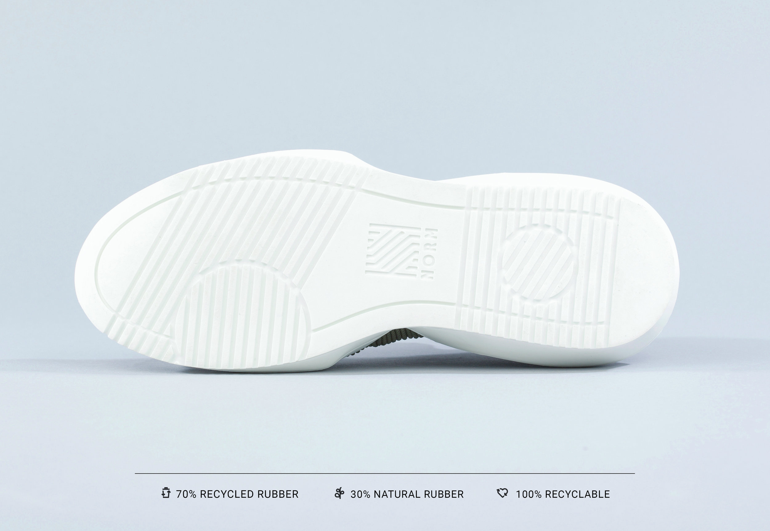 Materials — Norm - The sustainable shoe brand