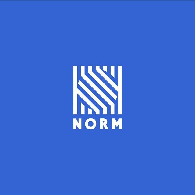 Norm's whole visual identity is based on its logotype.  It symbolizes disruption with straight lines deviated from their initial path through a pure circle. This illustrates a new paradigm, brand new norms. Once this break was generated, it gave birth to a unique imprint, an advanced signature. • #norm #beyondsustainability #ethicalfashion #sustainablefashion #sustainabledesign #ecodesign #innovation #inspiration #alwaysfirtsteps #future #ecofuturism #logo #designlogo