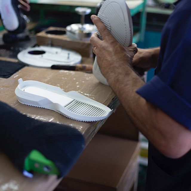 _PROCESS_  Final assembly in Portugal. Every pair is carefully handcrafted by #skilled worker to ensure durability.  #norm #manufacturing #sneakers #sneakerlovers #ethicalfashion #sustainablefashion #fashion #commingsoon #alwaysfirtssteps #beyondsustainability
