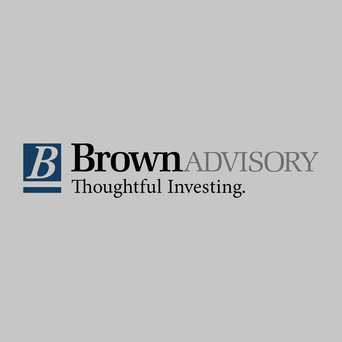 Brown Advisory   Brown Advisory is a global, employee-owned, investment management firm offering a wide range of solutions to individuals, families, charities and institutions. The firm is committed to delivering a combination of first-class performance, strategic advice and the highest level of service. As of 31st January, 2019, the firm had approximately $69.7 billion in client assets, with clients in 37 countries worldwide.    https://www.brownadvisory.com/