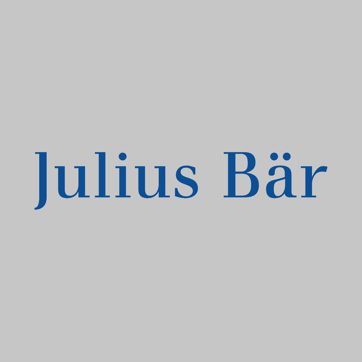 Julius Baer   For Julius Baer, change and challenging the status quo has always been part of our DNA. We recognise that wealth creation now no longer has one face, rather our clients come from a multitude of backgrounds, industries, generations and, of course, are both men and women. For too long the voice of the female investor has not been heard as loudly as her male counterpart and we want to be part of a challenging force to change this. Part of this is changing the face of our relationship managers to match our clients in terms of diversity, part of it is by joining forces with our peers to listen more carefully to female wealth creators and investors.   www.juliusbaer.com