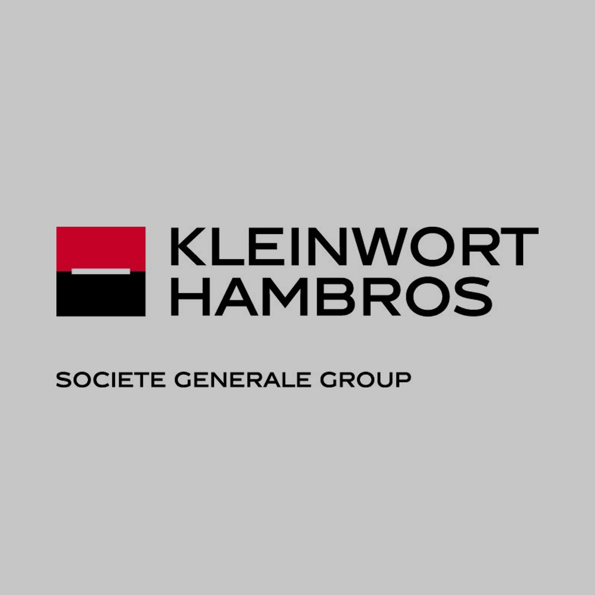 Kleinwort Hambros   Established in 1786 and 1839 respectively, Kleinwort Benson and SGPB Hambros have been helping clients manage their wealth for over 200 years. Kleinwort Hambros is the private banking and wealth management division of Societe Generale in the UK, Channel Islands and Gibraltar, with assets under management of £14.2bn and over 900 employees.  Providing individuals, families, entrepreneurs and family offices with comprehensive wealth management and private banking services including investment management, domestic and international wealth planning, lending, fiduciary and banking services.  Kleinwort Hambros also has a range of teams offering services to private clients based in the UK and overseas.