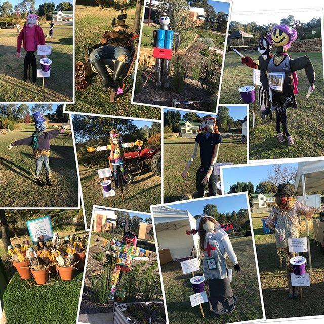 #scarecrows #raisemoneyforcharity #artshelp #artsproject #backtonature #primaryarts