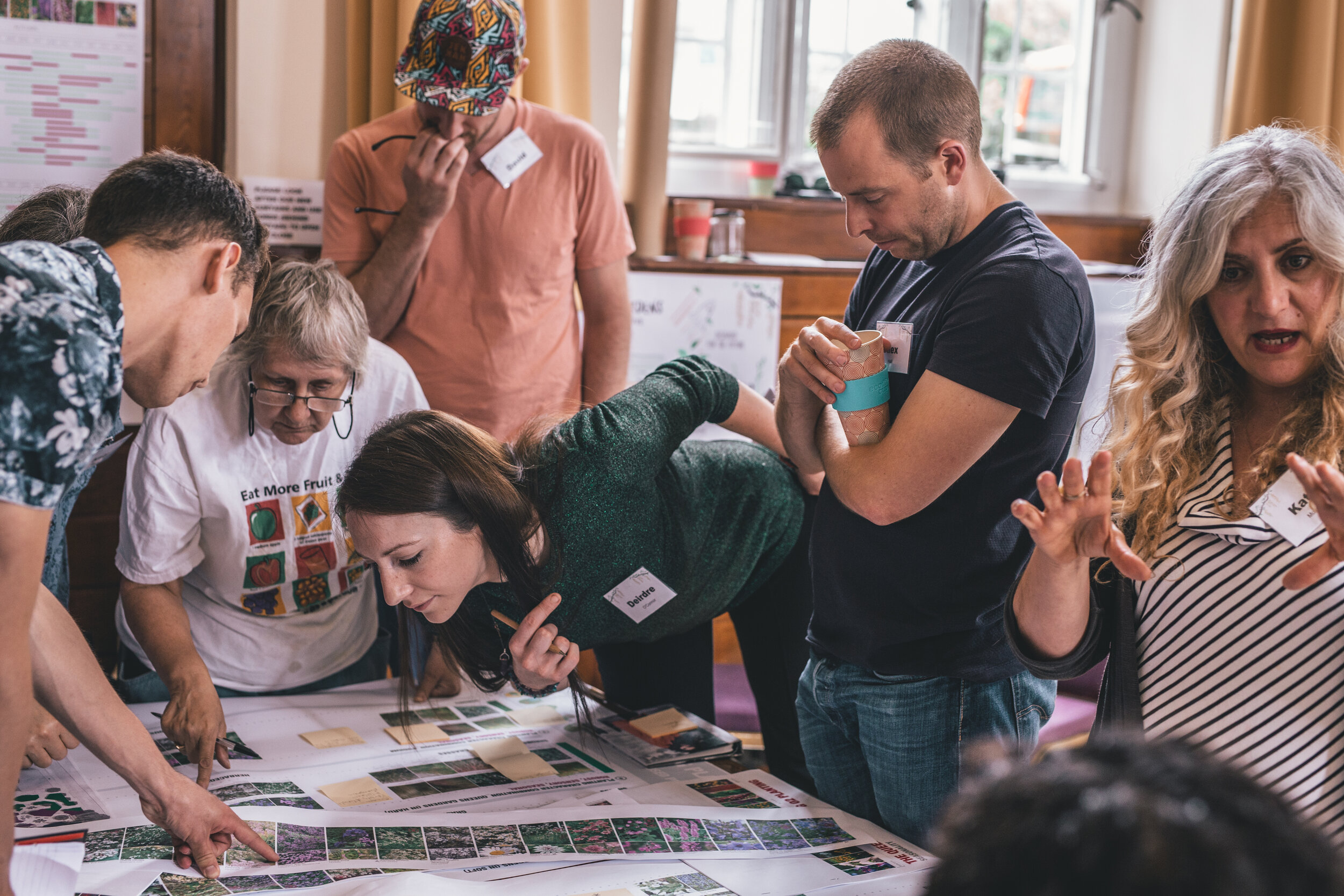 Community co-design projects like HUB's in Croydon can help engage local people in developments at an early stage