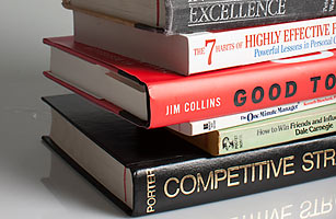 Business Books Abound…