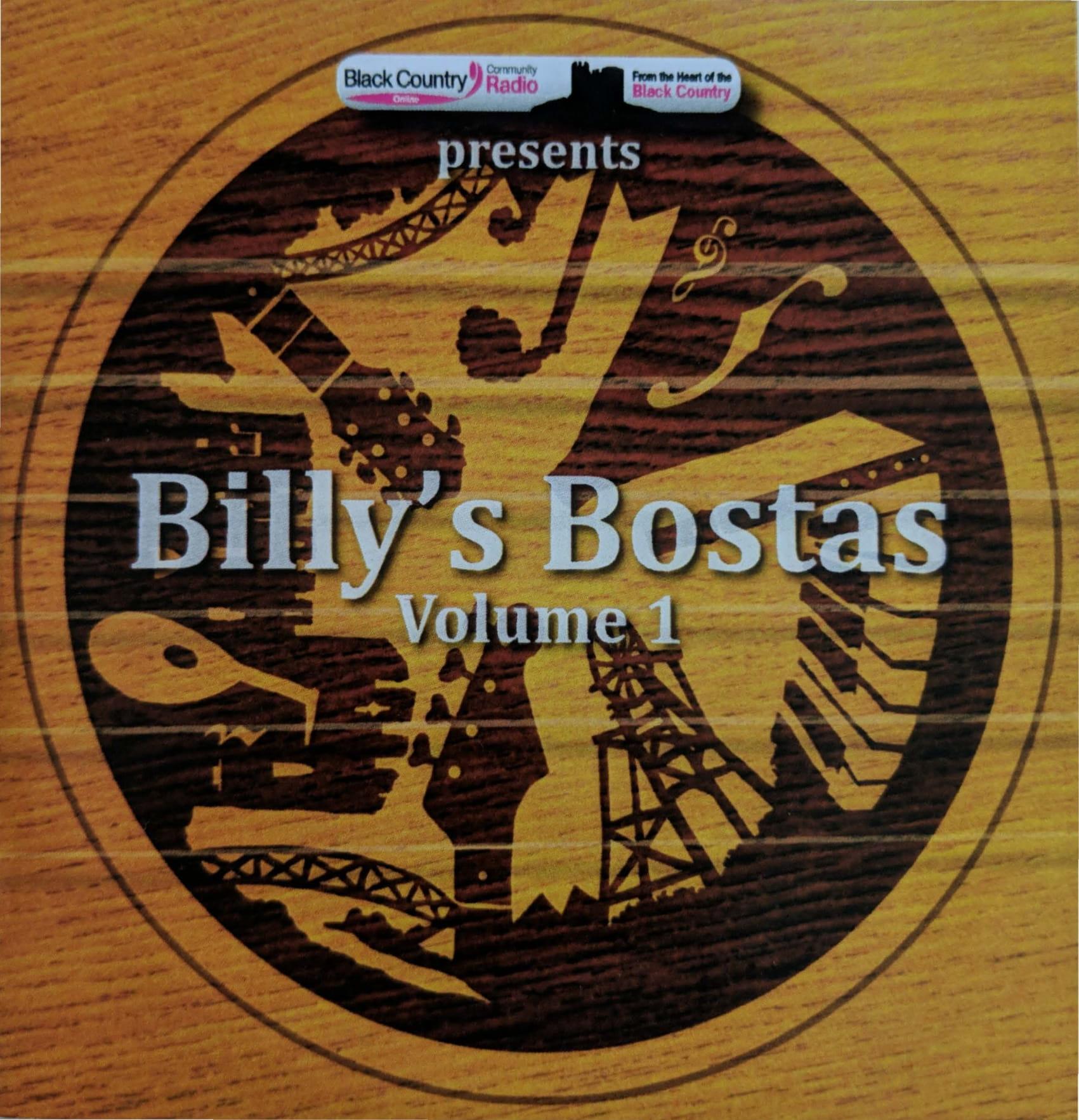 Billy's Bostas - Volume 1