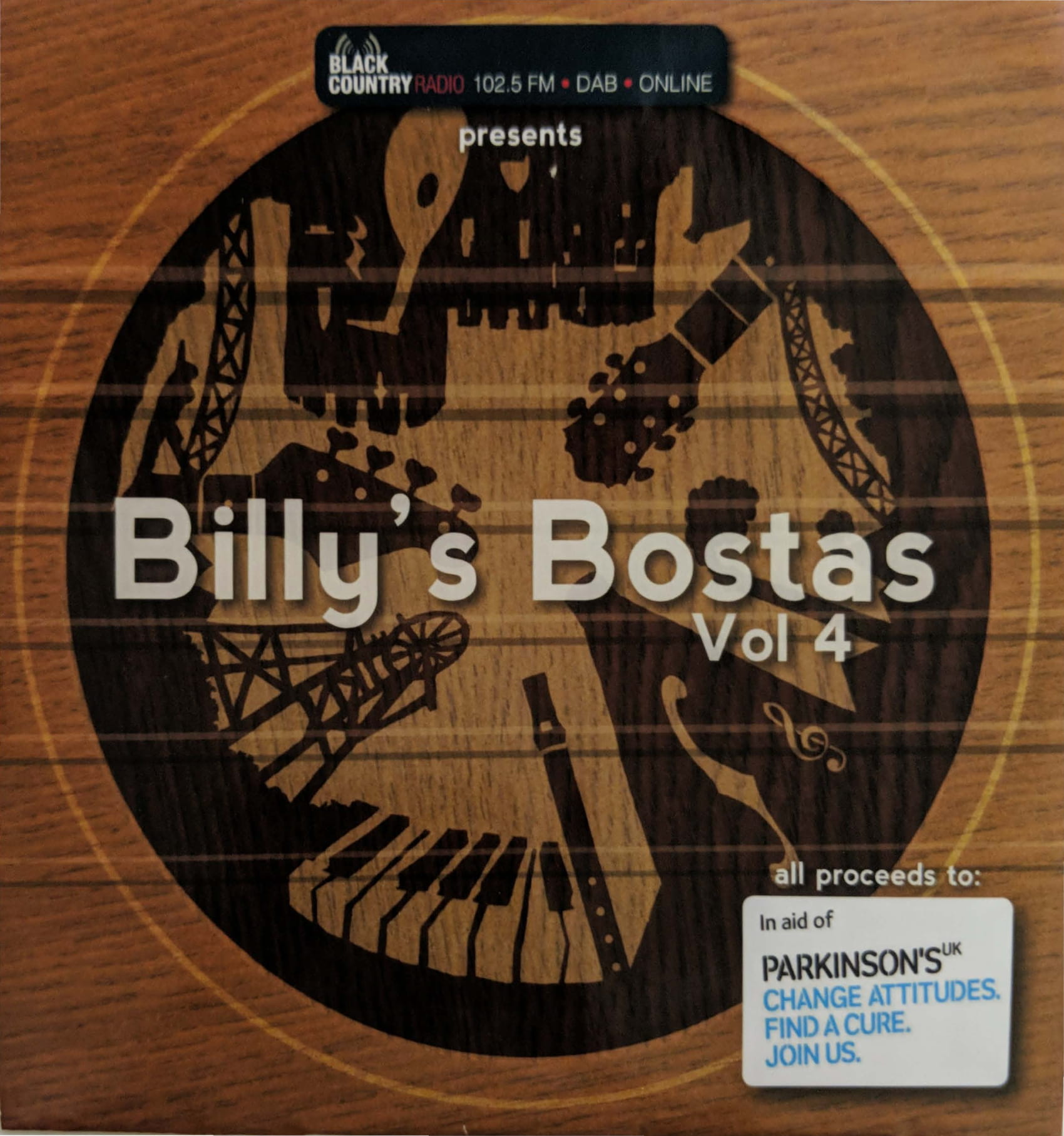 Billy's Bostas - Volume 4