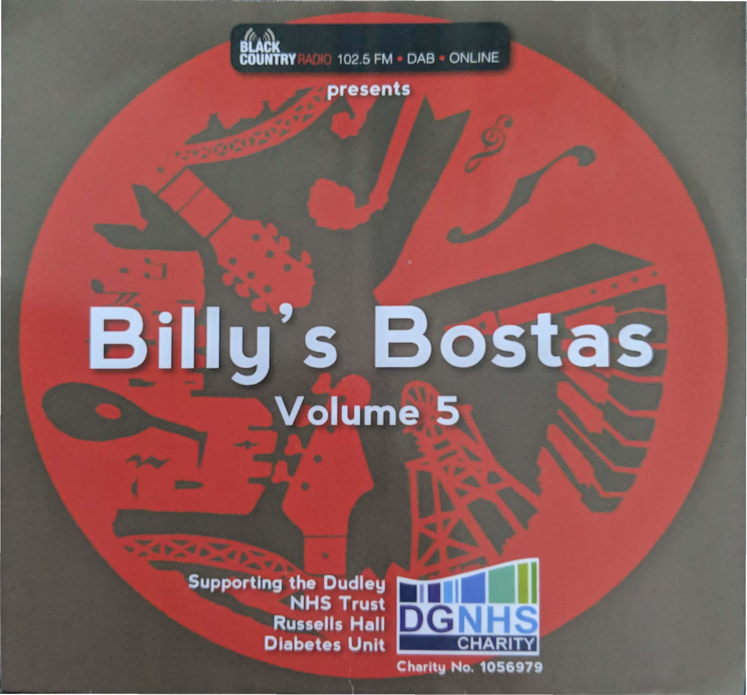 Billy's Bostas - Volume 5