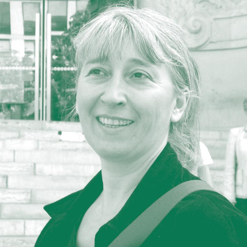 FLORENCE IBARRA Deuxième adjointe au maire de Mirmande, directrice-adjointe de l'École d'Architecture de Paris-Belleville