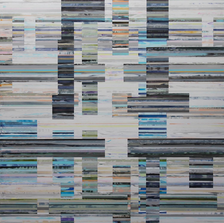 BCS154 , acrylic on panel 60 x 60 2019