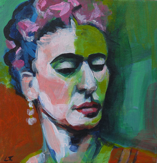 Frida and Fauvism