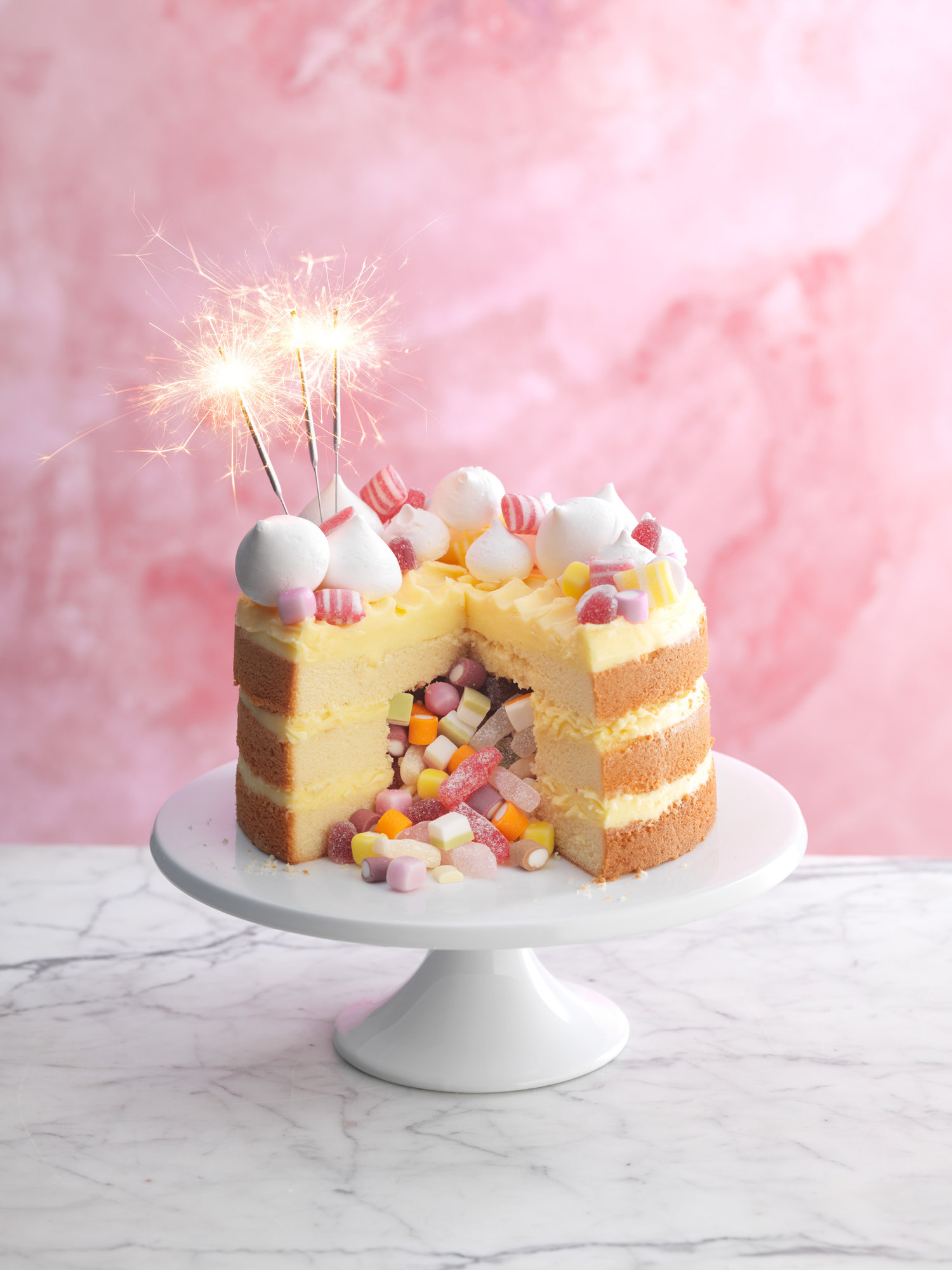 MS Birthday Cake Barry Craig