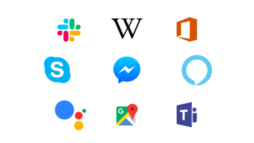 Our conversational AI technology has the integrations you need