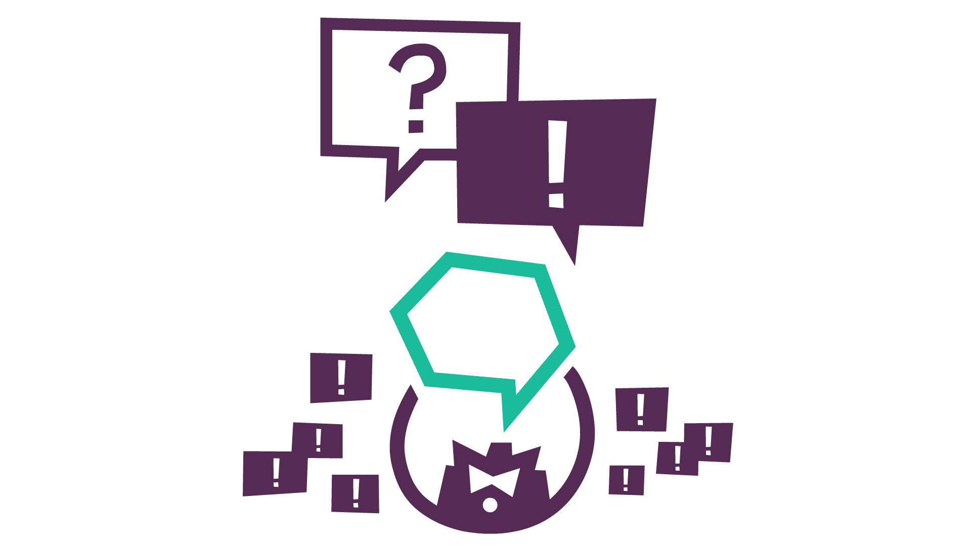 This Informational chatbot can answer questions defined in a knowledge set or FAQ