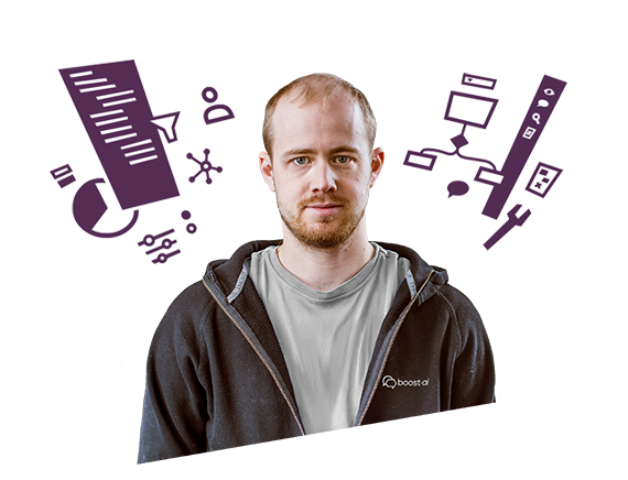 Founder and Chief Executive Officer Lars Selsås is the brain behind Boost AI's Virtual Agent