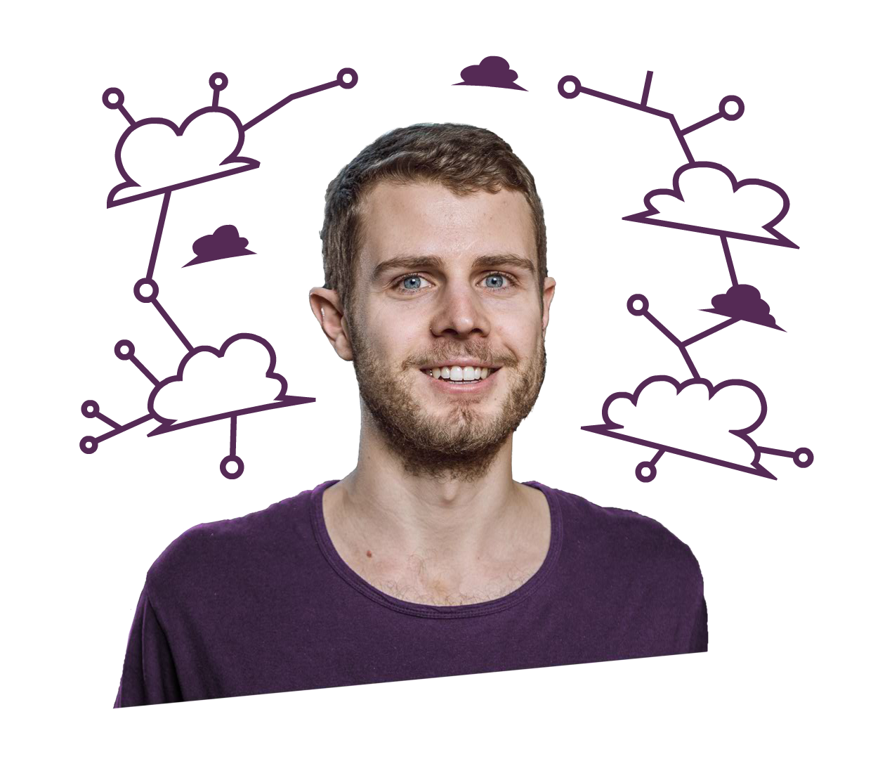 Hadle Selsås is Boost AI's co-founder and Lars Selsås' brother