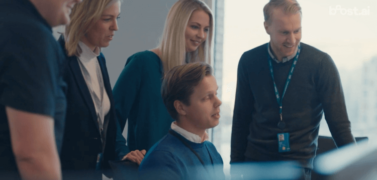 Boost AI's market-leading banking chatbot is used by some of the biggest financial institutions in Scandinavia.