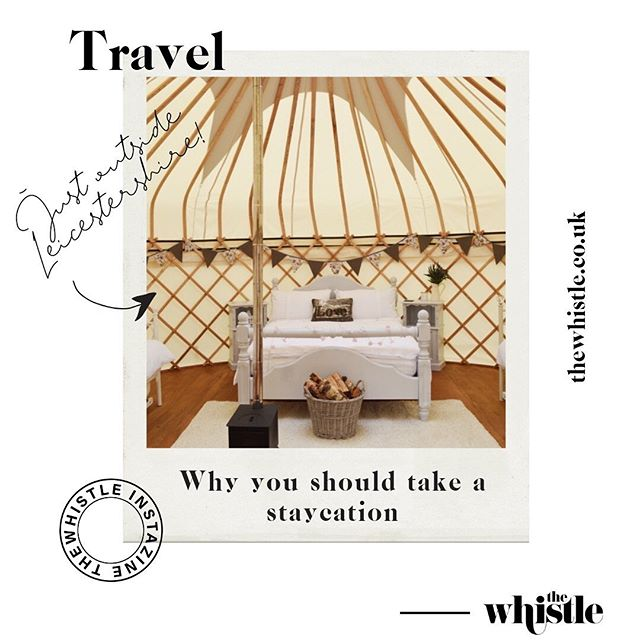 Sometimes staying closer to home is SO much easier and cheaper. Read our guide to staycations including the local @countrybumpkinyurts - click the link in our bio now
