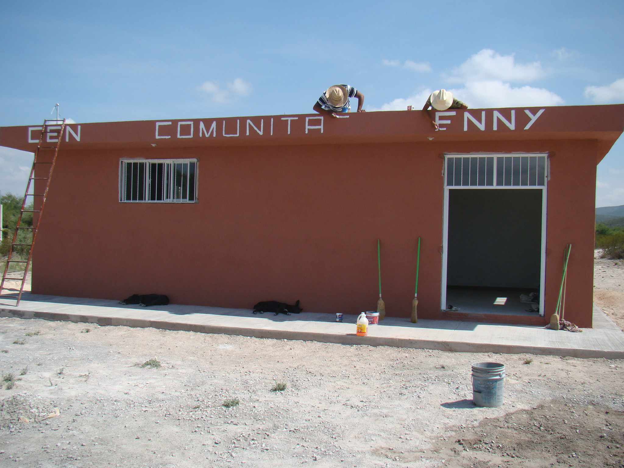 Community Center construction 2016 (12).JPG